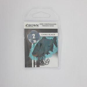 ANZOL CROWN CHINU BLACK 02 C10