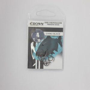 ANZOL CROWN CHINU BLACK 04 C10