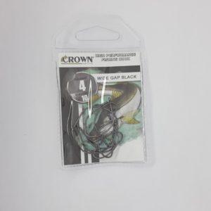 ANZOL CROWN WID GAP BLACK04 C10